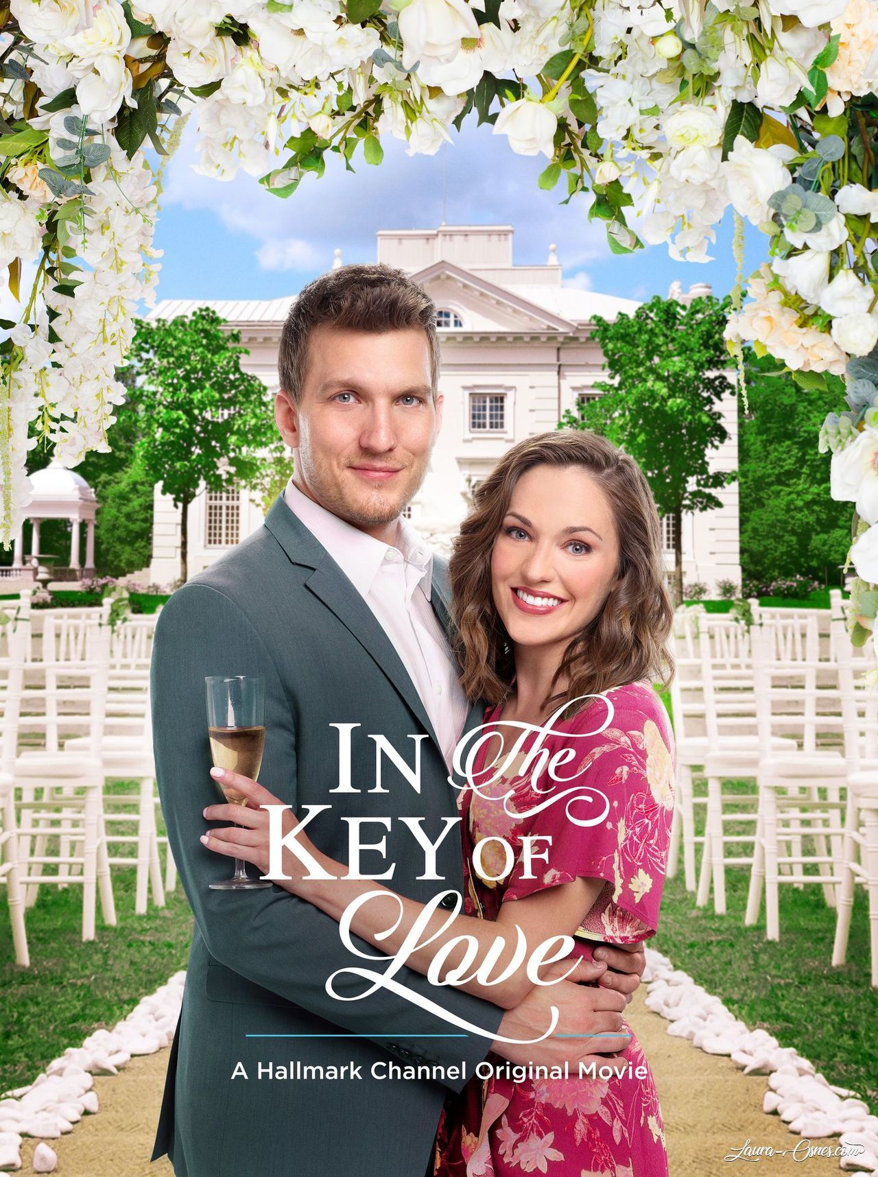 In the Key of Love kapak