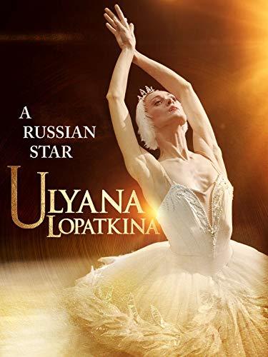 Ulyana Lopatkina, a Russian Star kapak