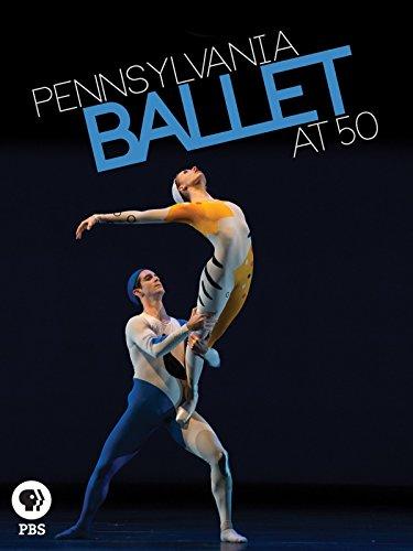 Pennsylvania Ballet at 50 kapak