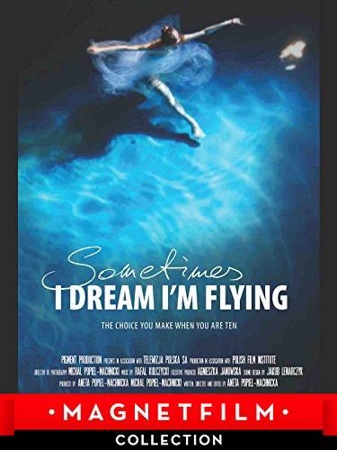Sometimes I Dream I'm Flying kapak