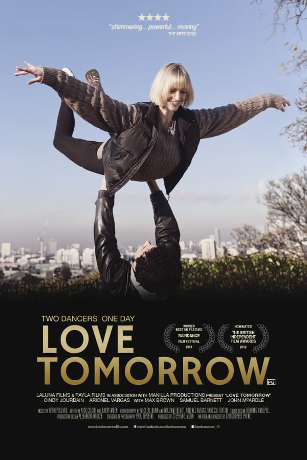 Love Tomorrow kapak