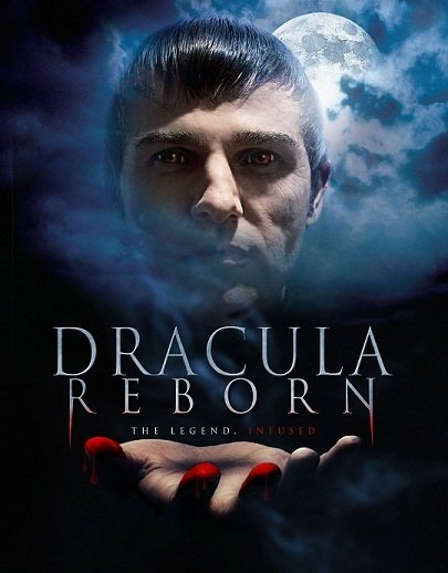 Dracula: Reborn kapak