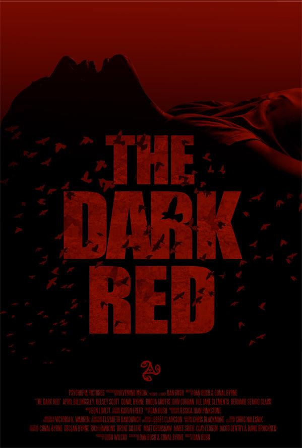 The Dark Red kapak