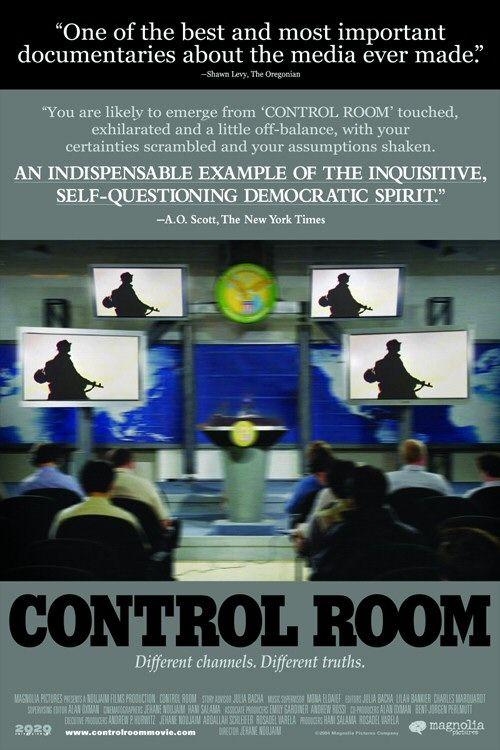 Control Room kapak