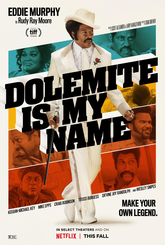 Dolemite Is My Name kapak