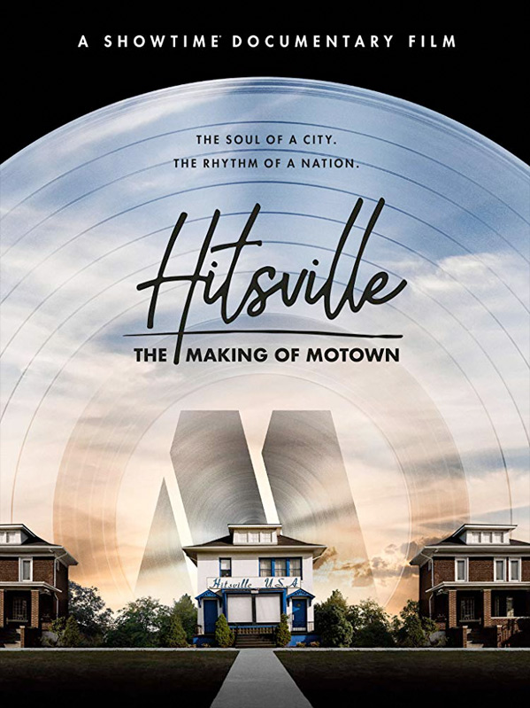 Hitsville: The Making of Motown kapak