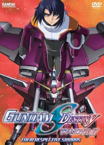Mobile Suit Gundam SEED Destiny: Special Edition: Their Respective Swords kapak