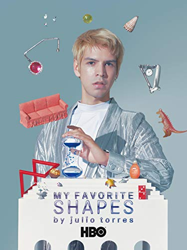My Favorite Shapes by Julio Torres kapak