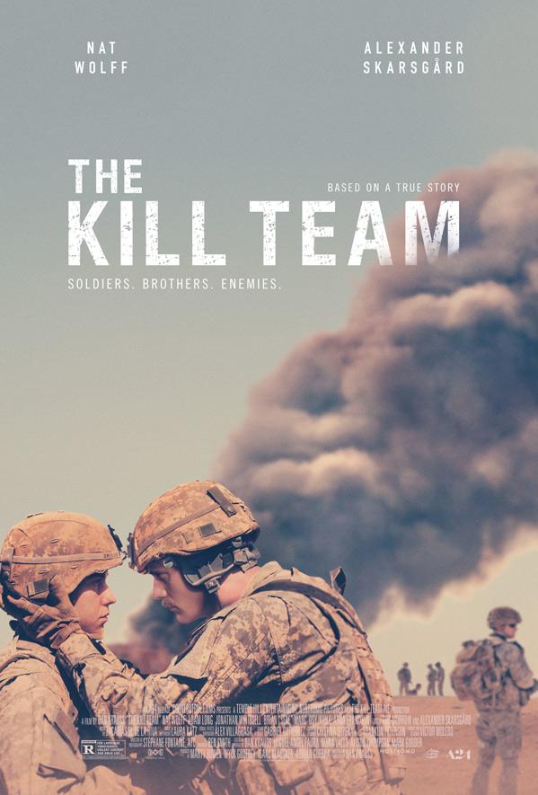 The Kill Team kapak