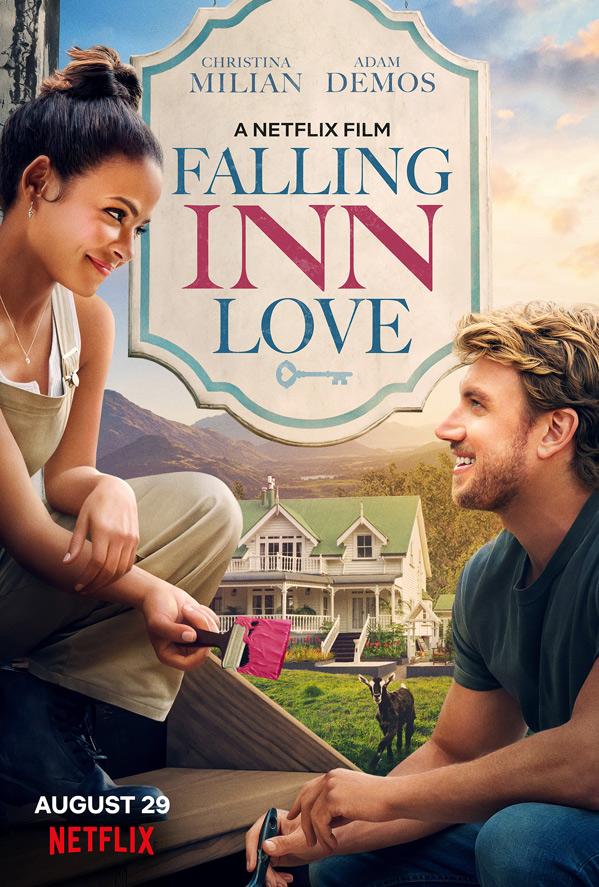 Falling Inn Love kapak