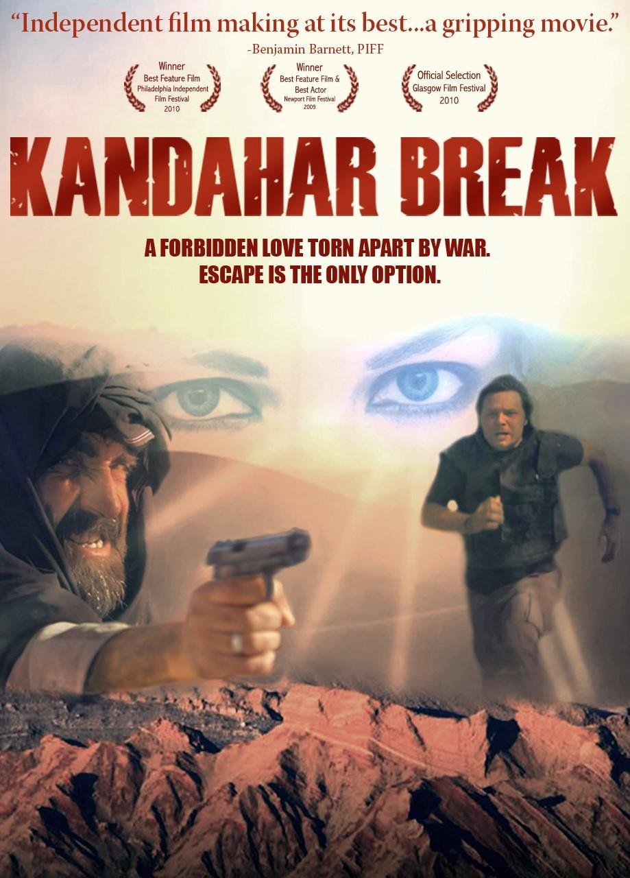 Kandahar Break: Fortress of War kapak