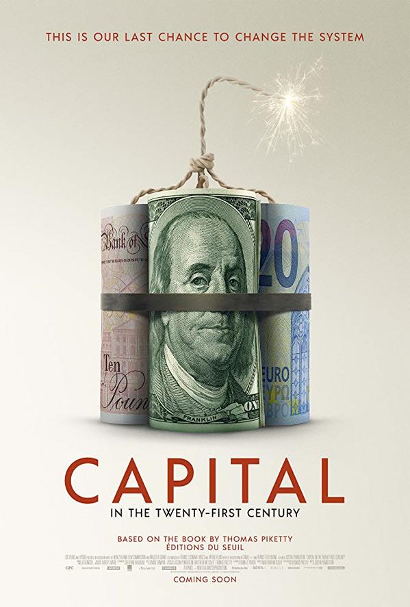 Capital in the Twenty-First Century kapak