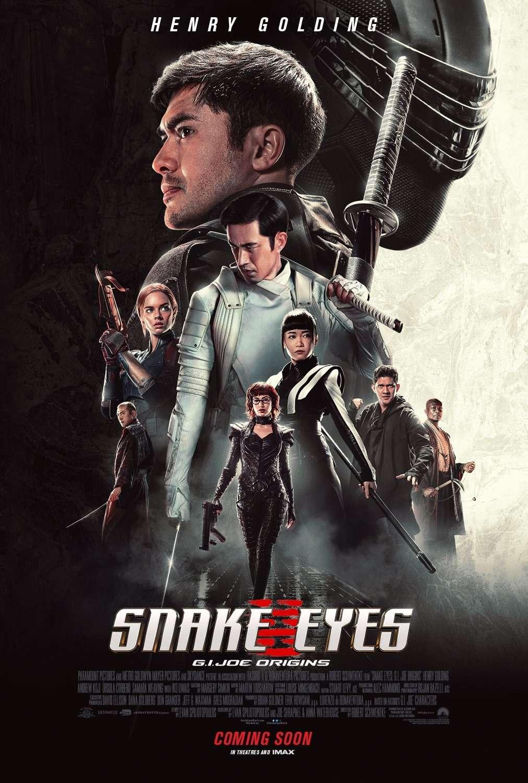 Snake Eyes kapak