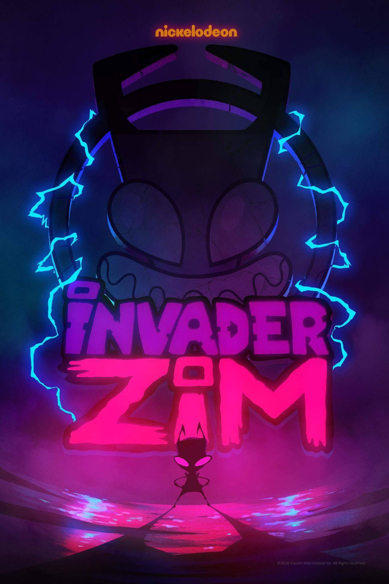 Invader ZIM: Enter the Florpus kapak