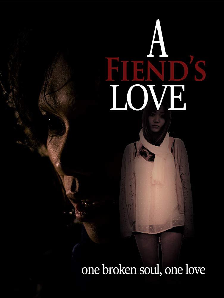 A Fiend's Love kapak