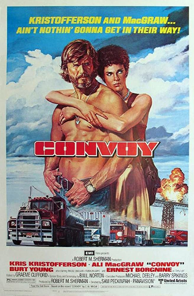 Convoy kapak