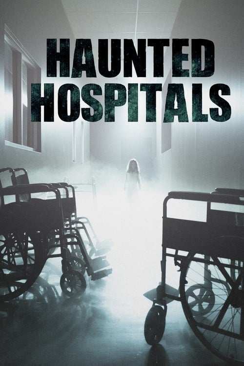 Haunted Hospitals kapak