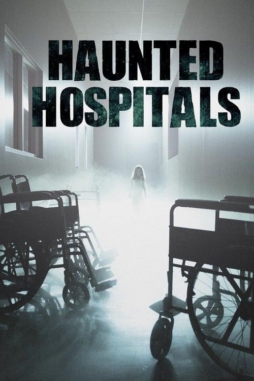 Haunted Hospitals kapak