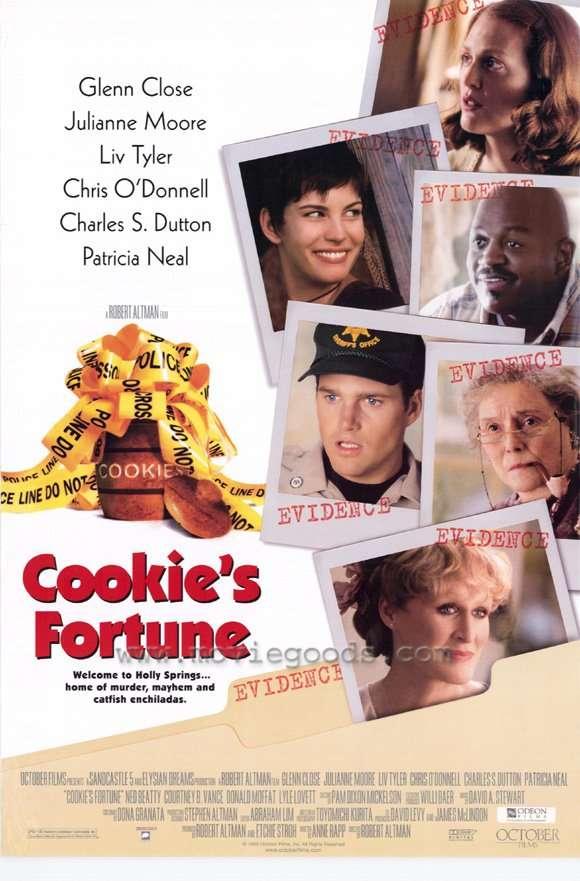 Cookie's Fortune kapak