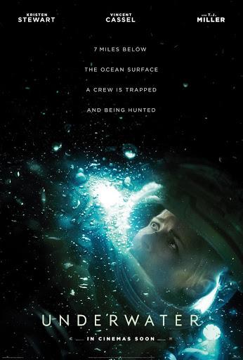 Underwater kapak