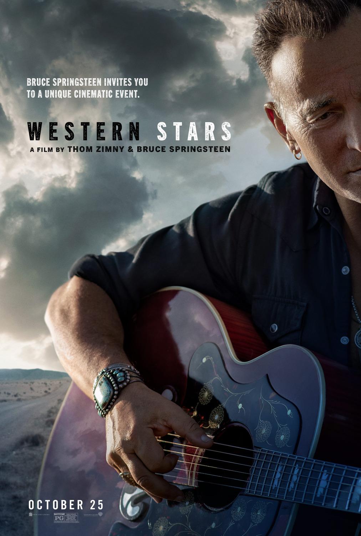 Western Stars kapak