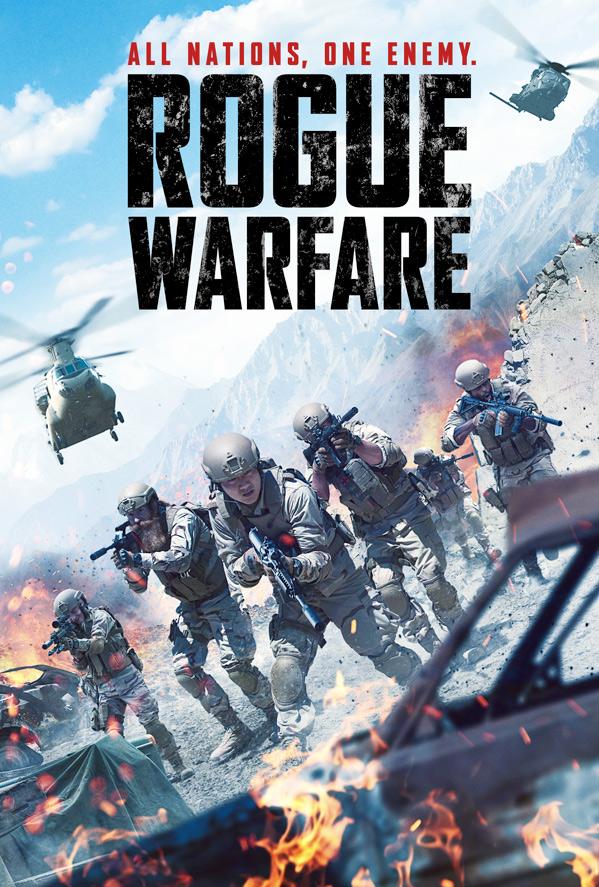 Rogue Warfare kapak