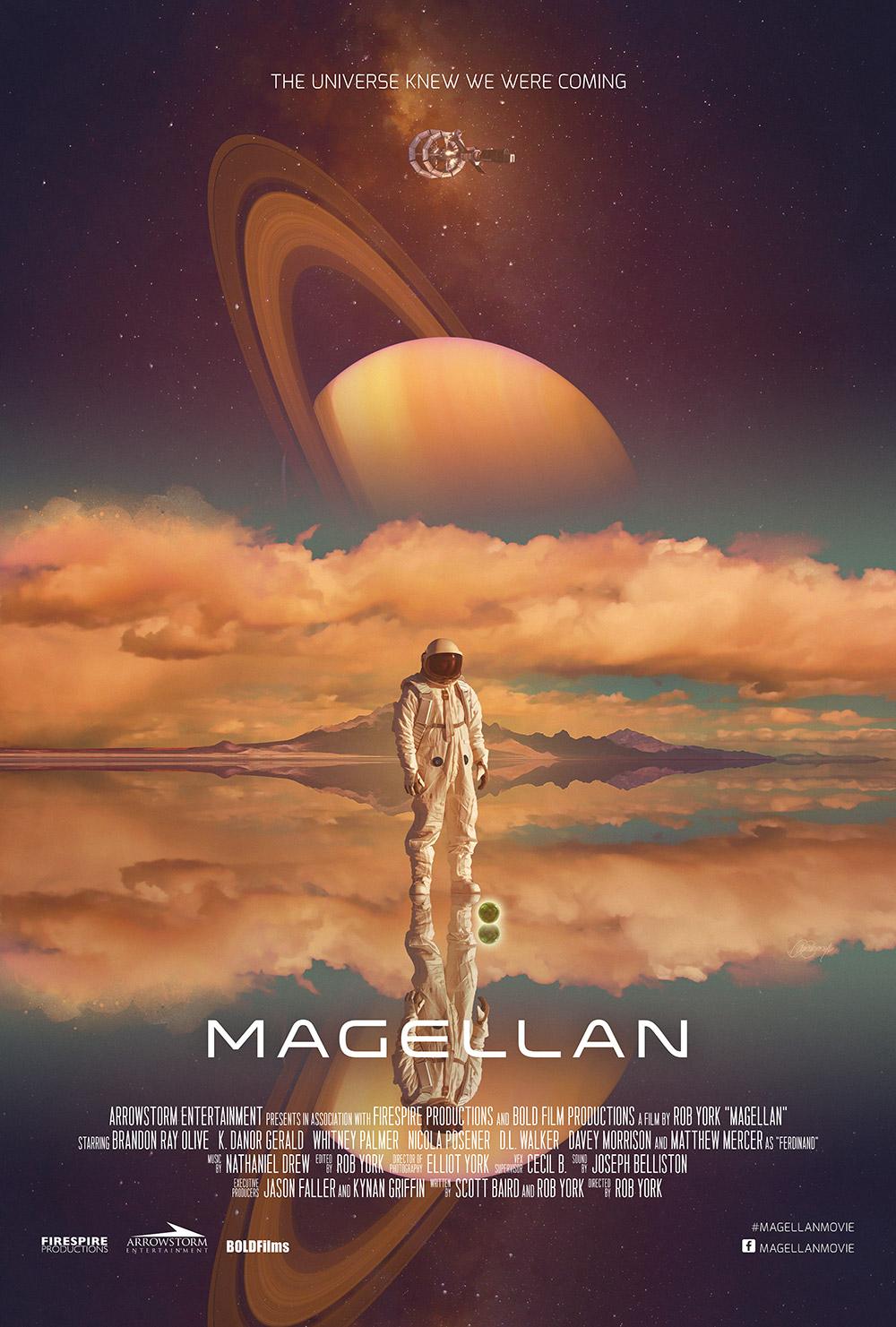 Magellan kapak