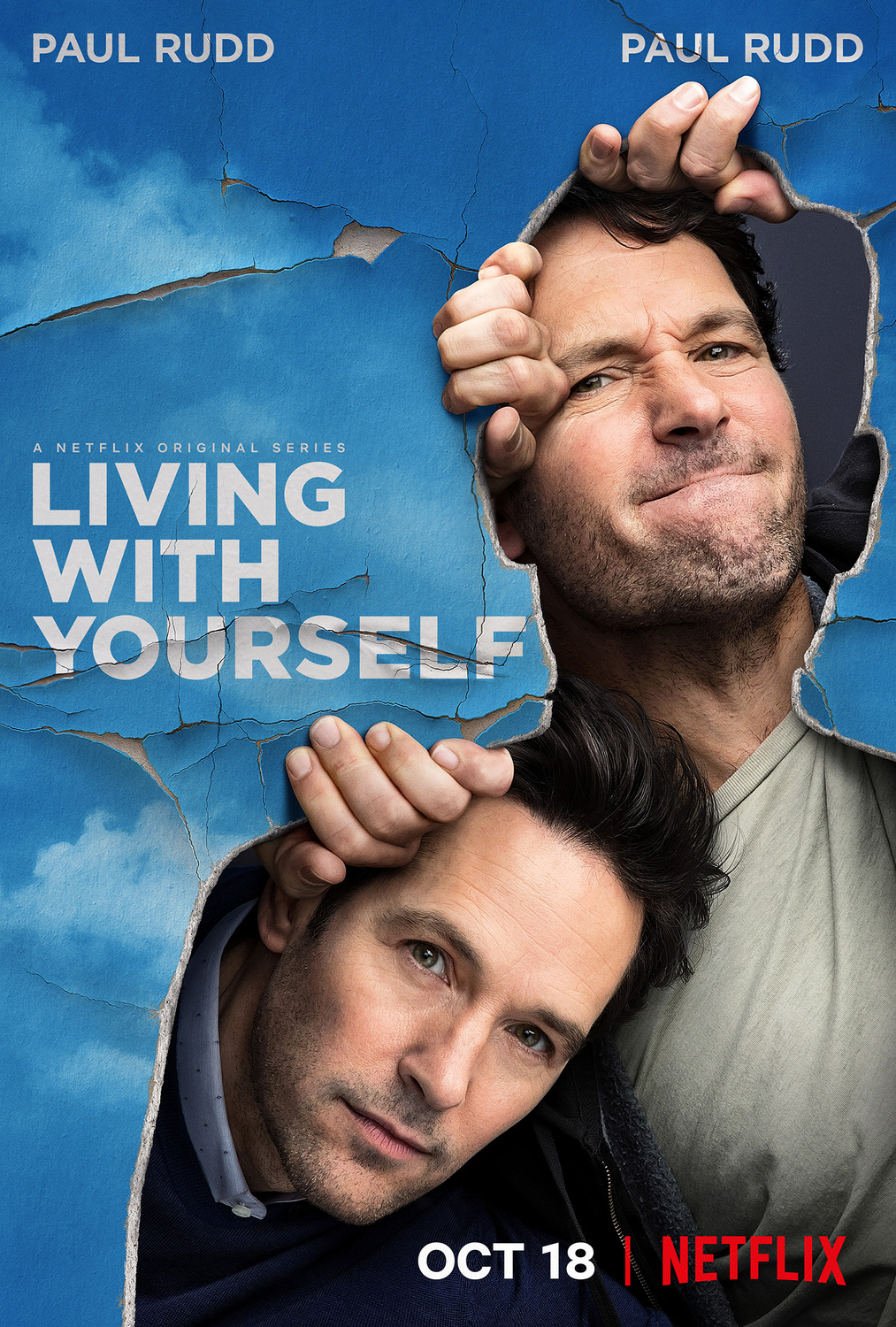 Living with Yourself kapak