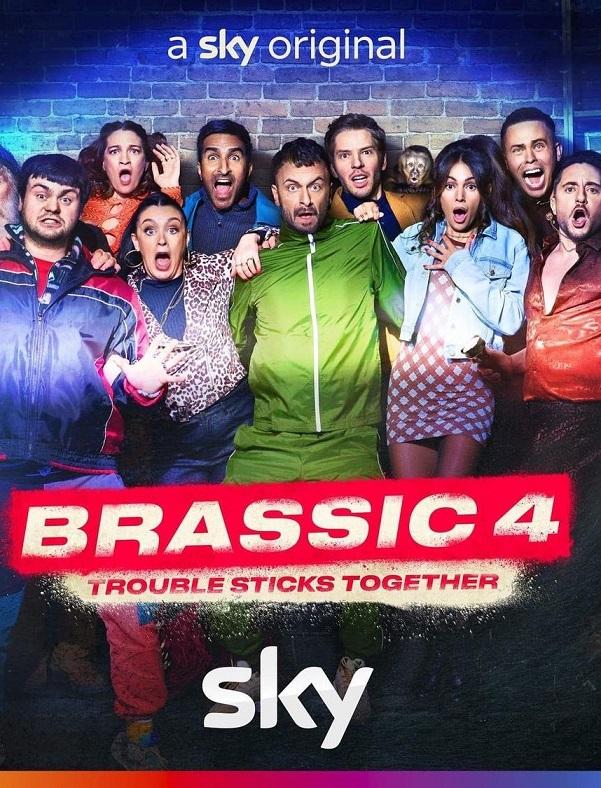 Brassic kapak