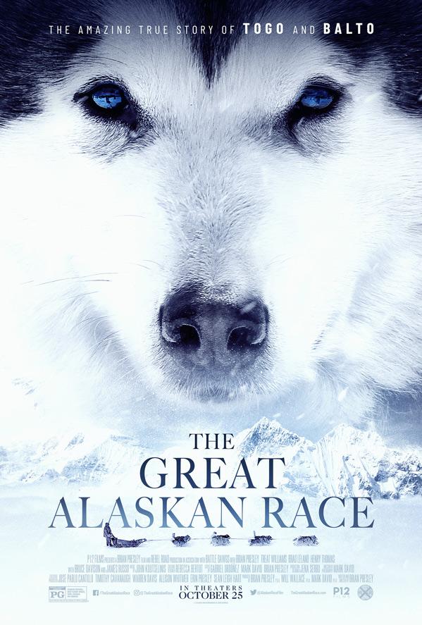 The Great Alaskan Race kapak