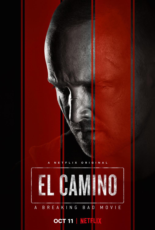 El Camino: A Breaking Bad Movie kapak