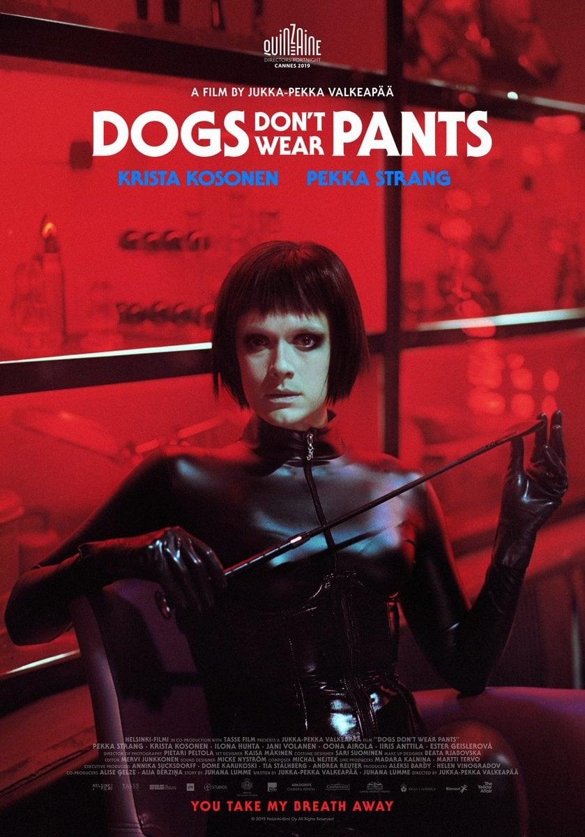 Dogs Don't Wear Pants kapak