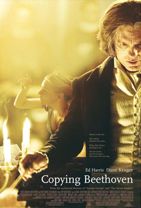 Copying Beethoven kapak