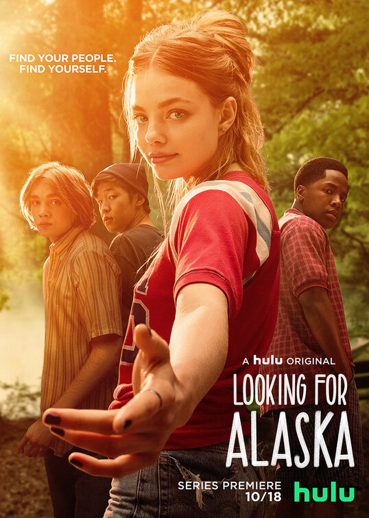 Looking for Alaska kapak