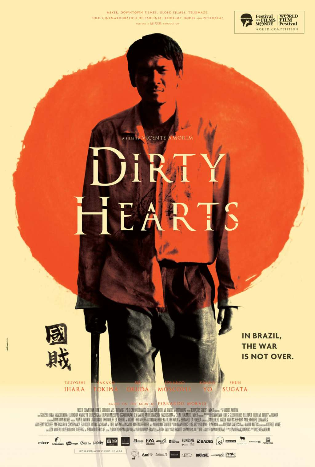 Dirty Hearts kapak