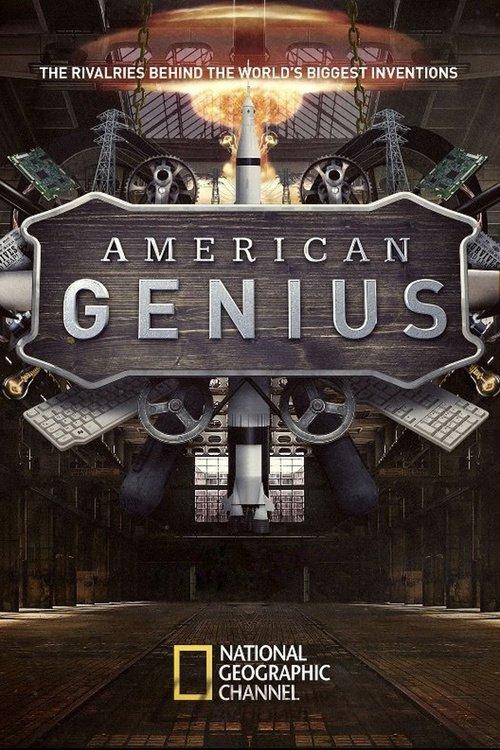 American Genius kapak