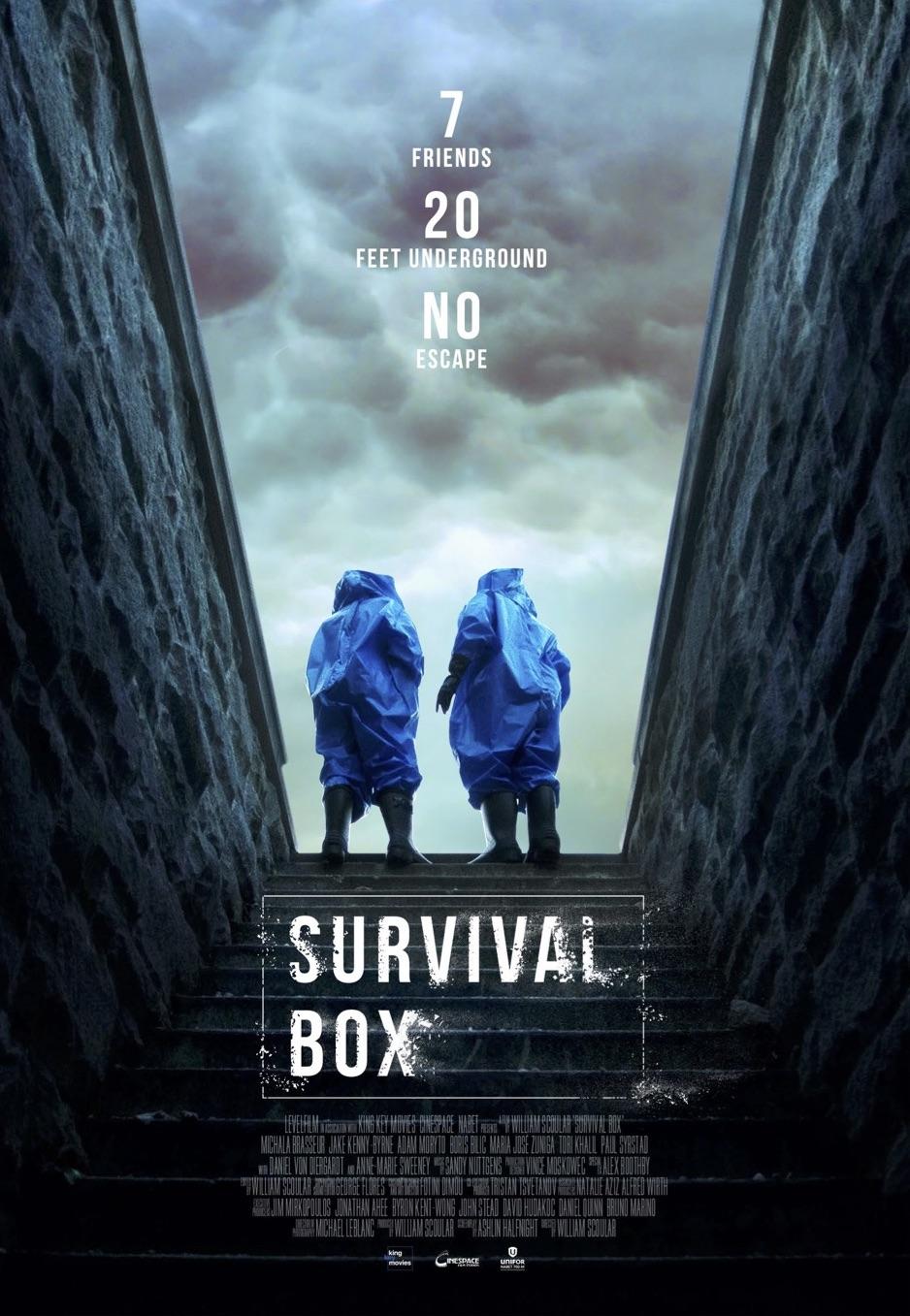 Survival Box kapak
