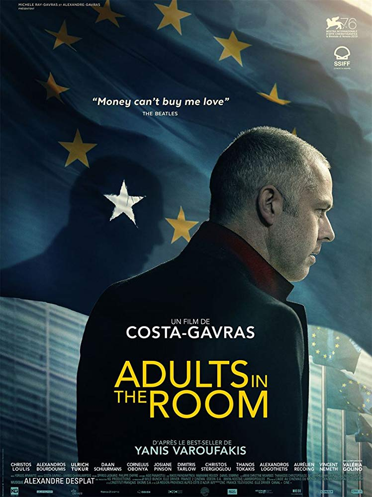 Adults in the Room kapak