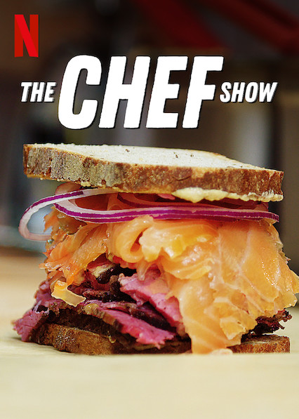 The Chef Show kapak