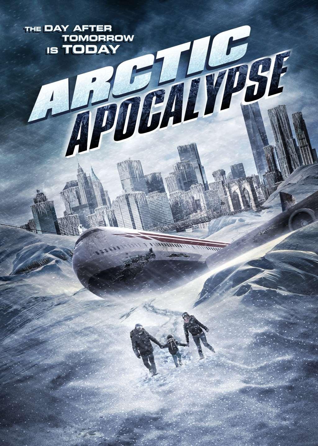 Arctic Apocalypse kapak
