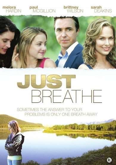 Just Breathe kapak