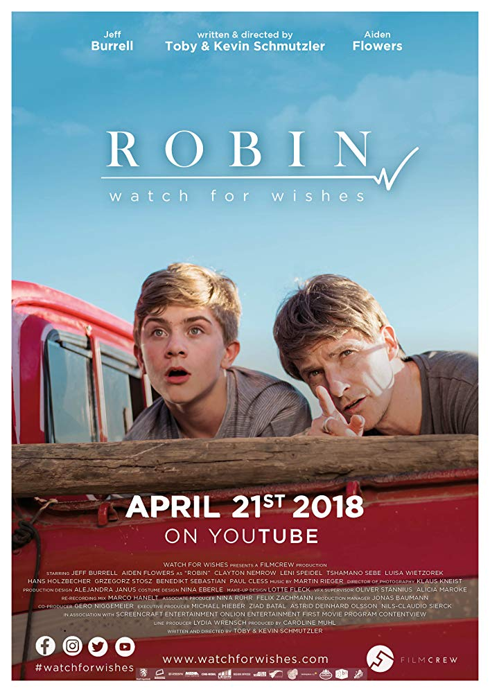 Robin: Watch for Wishes kapak
