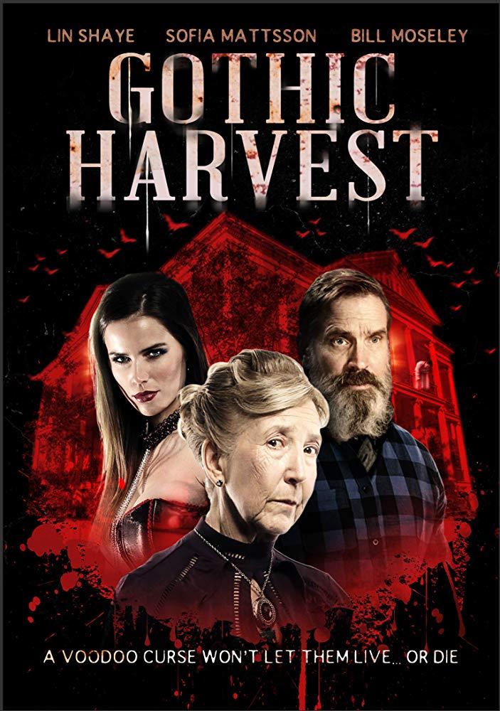 Gothic Harvest kapak