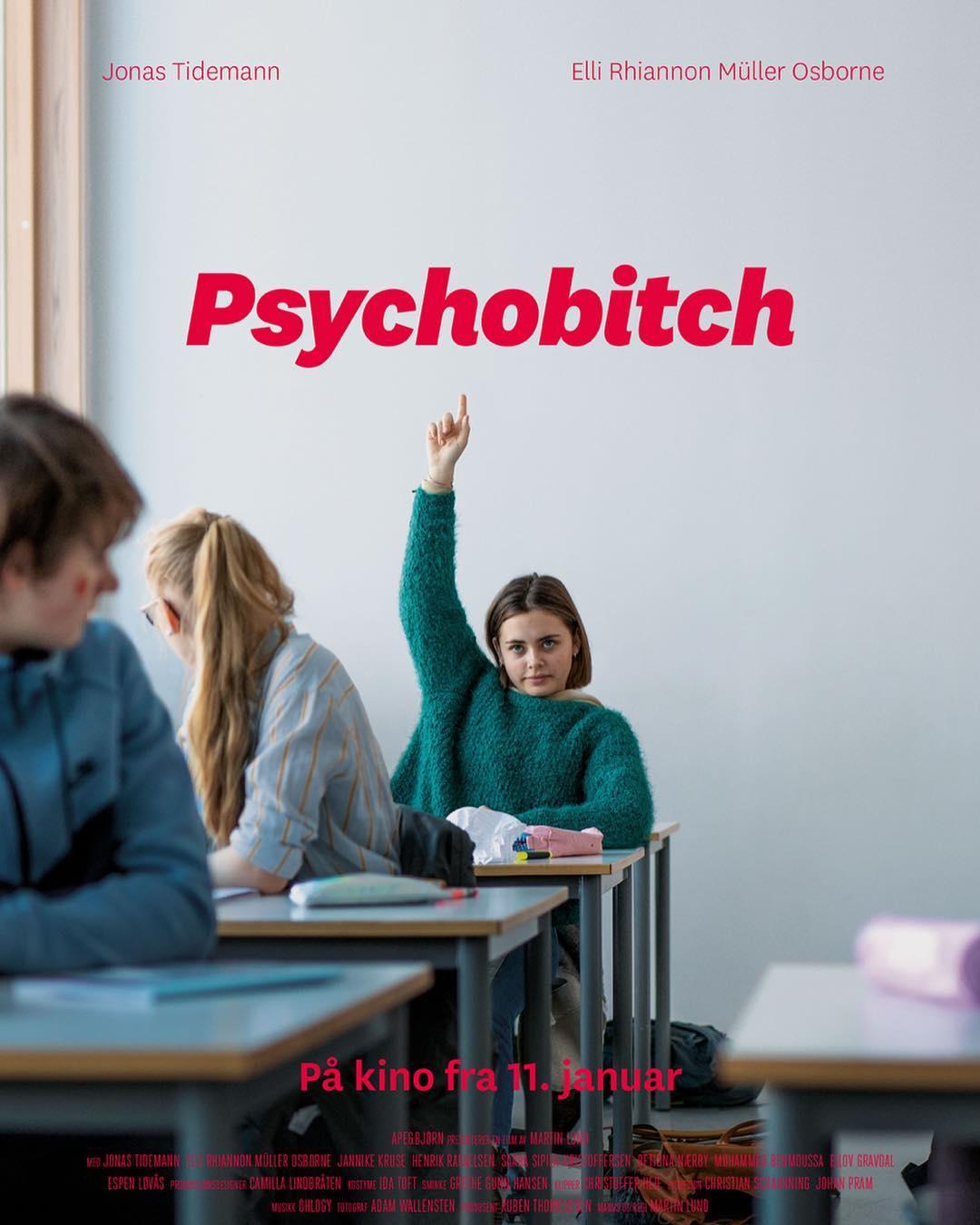 Psychobitch kapak