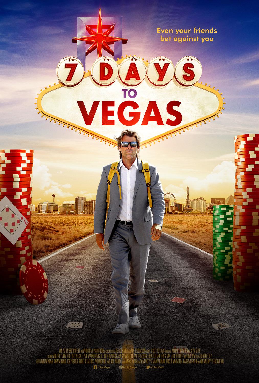 Walk to Vegas kapak