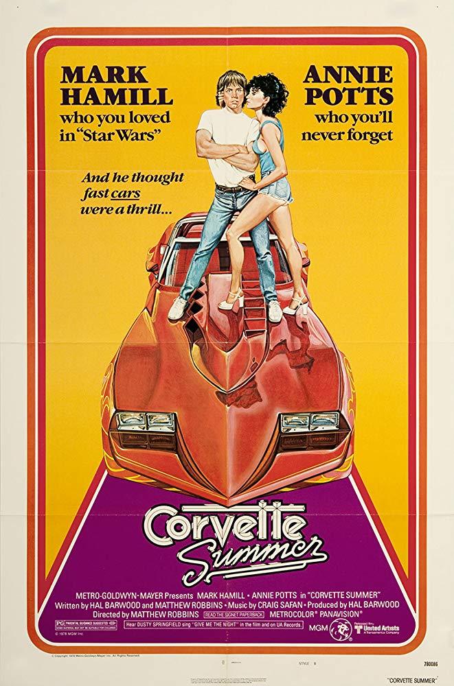 Corvette Summer kapak