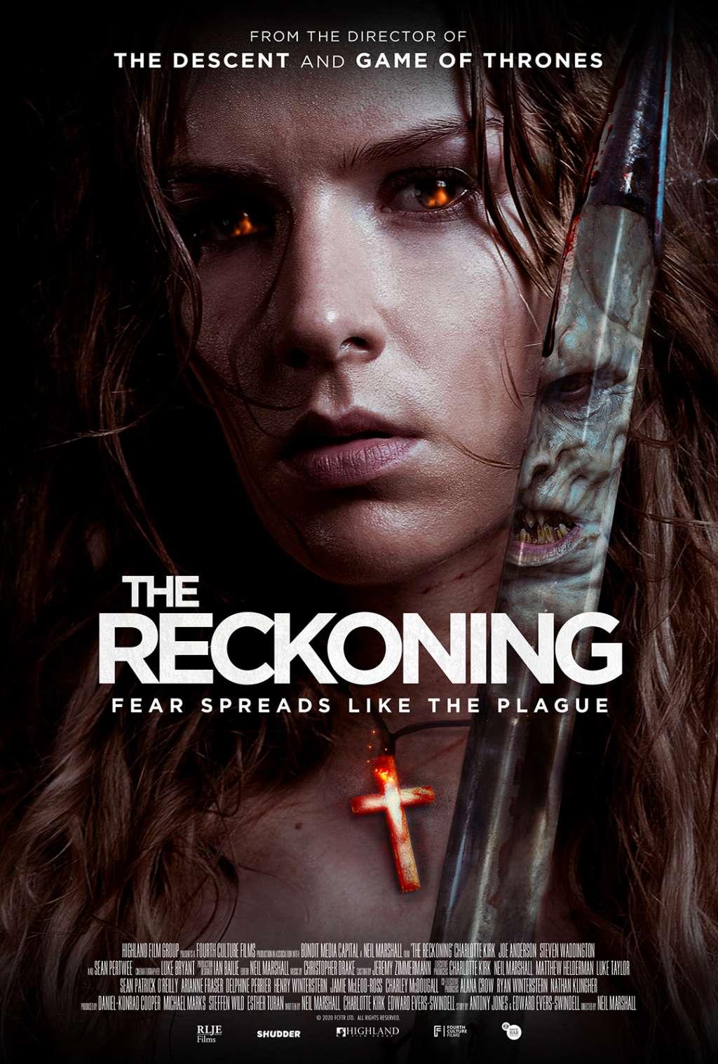 The Reckoning kapak
