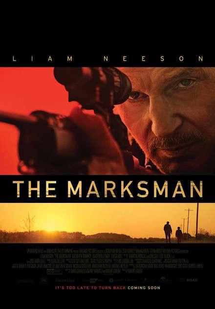 The Marksman kapak