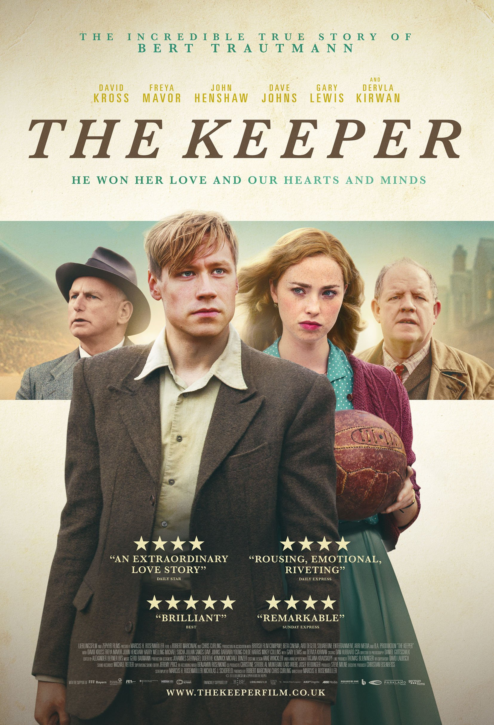 The Keeper kapak