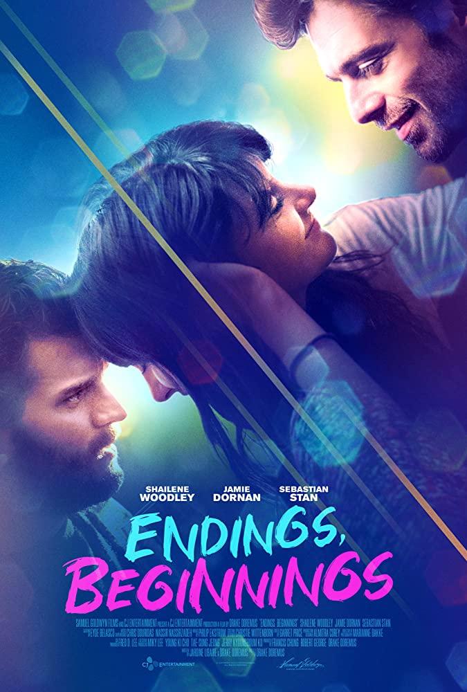 Endings, Beginnings kapak